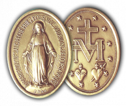 miraculous medal web